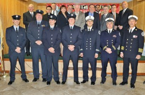 North Hudson Regional Fire and Rescue Promotions